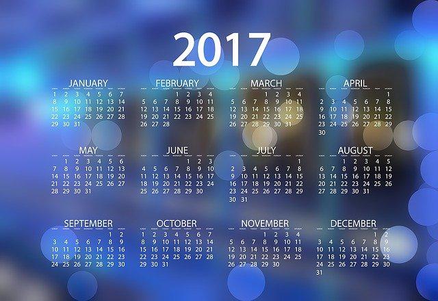 kalendarz trójdzielny na zamówienie